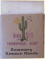 Canela Rose soap