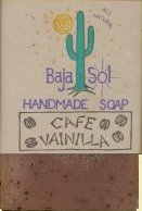 Cafe Vainilla soap